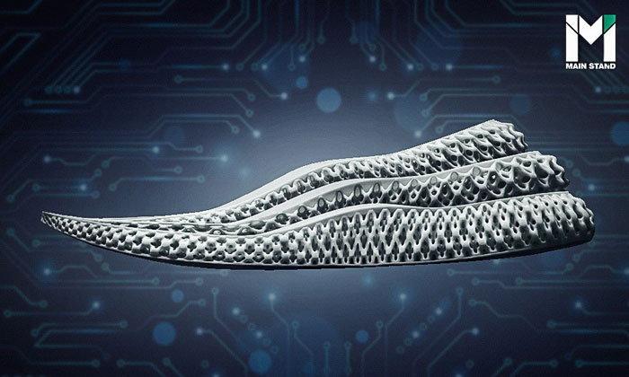 เท้าแบบไหนก็ใส่สบาย : เครื่องพิมพ์ 3 มิติ.. เทคโนโลยีที่ช่วยสร้างรองเท้าให้ไร้จุดอ่อน