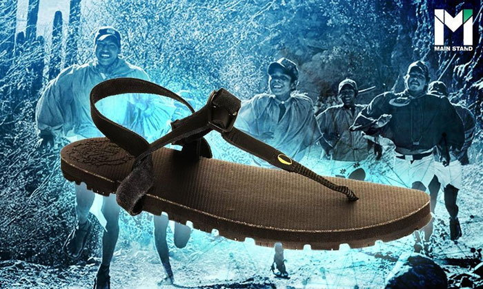 Luna Sandals : รองเท้าแตะแบบชนเผ่าที่ว่ากันว่าใส่วิ่ง 50 กิโลเมตรได้สบาย