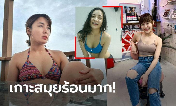 """ไม่ธรรมดา! ส่องความเซ็กซี่ """"ริกะ"""" MMA สาวลูกครึ่งญี่ปุ่น-ไทย (ภาพ)"""