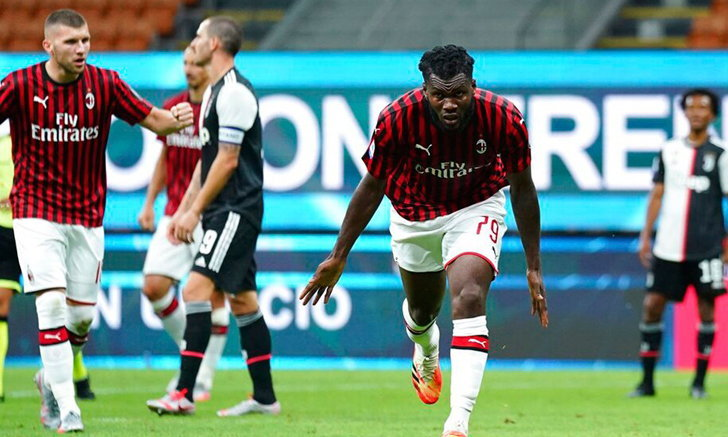 Milan overturned in the heat off Juventus 4-2 Kaloch