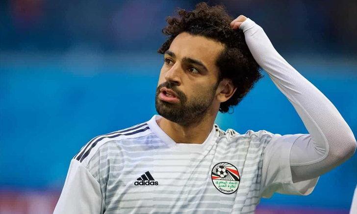 """อียิปต์คอนเฟิร์ม เรียก """"ซาลาห์"""" บู๊โอลิมปิก 2020"""