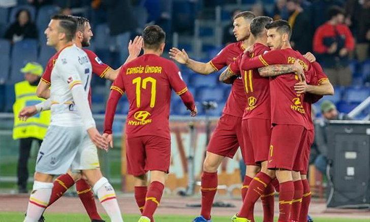 โรมา ไล่ถล่ม เลชเช 4-0 รั้งที่ 5 กัลโชฯ