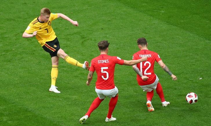 แบ่งกลุ่มเนชันส์ ลีก 2020-21 อังกฤษ ร่วมสาย เบลเยียม