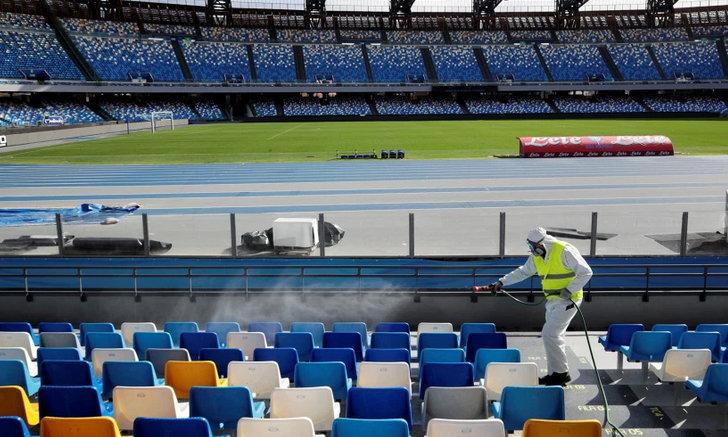 รัฐบาลอิตาลี สั่งกีฬาทุกประเภทแข่งในสนามปิด 30 วัน หวังลดจำนวนผู้ป่วยให้เร็วที่สุด