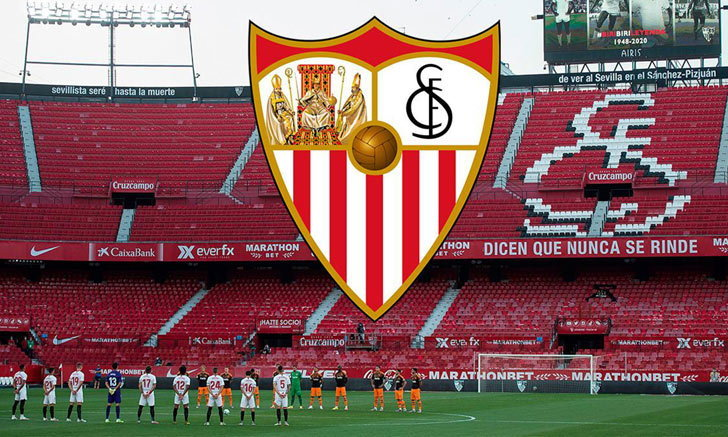Oh!  Sevilla confirmed 1 player in the team infected with Covid