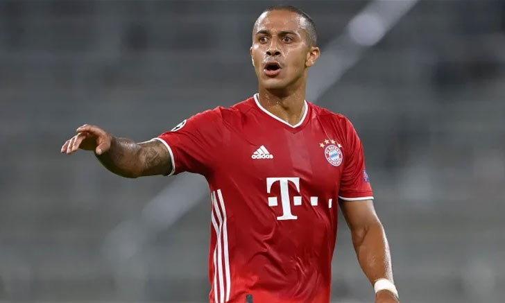 """bulging!  Swan continues to negotiate a deal """"Thiago Alcantara"""" officially."""
