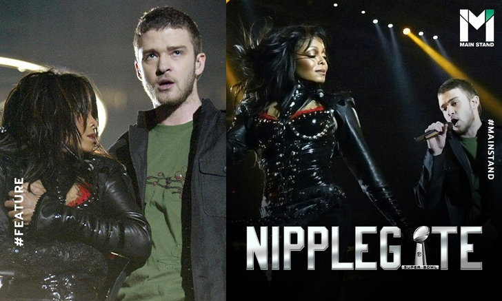 """Nipplegate"" : Super Bowl Halftime Show สุดอื้อฉาวที่มีจุดเริ่มต้นจาก 9.11"
