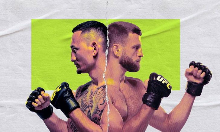 """ระเบิดความมันรับปี 2021! UFC Fight Night """"ฮอลโลเวย์"""" ฟาดปาก """"กัตตา"""" 17 ม.ค. นี้"""