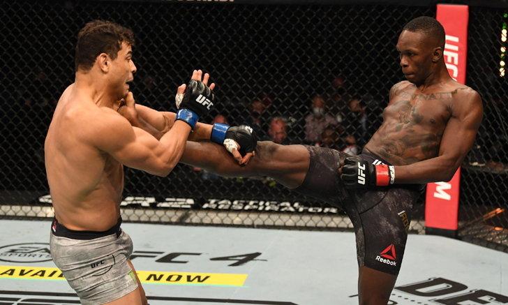 """ยังไร้เทียมทาน! """"อาเดซานยา"""" น็อก """"คอสต้า"""" ป้องแชมป์สมัยที่ 3 ศึก UFC 253"""