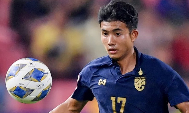 """""""ศุภณัฏฐ์"""" หวังสร้างผลงานเป็นของขวัญแฟนบอลไทย ในศึกฟุตบอลโลก 2022 รอบคัดเลือก"""