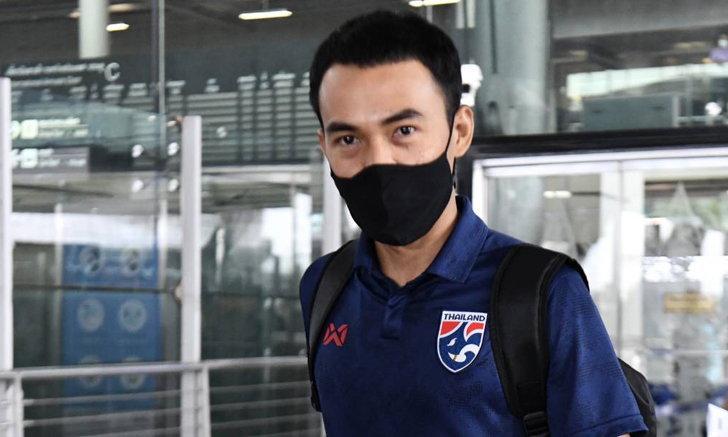 ฟุตซอลทีมชาติไทยโล่ง ผลตรวจรอบสองยังเป็นลบทุกคน
