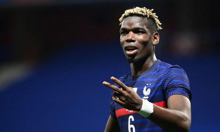 """""""ป็อกบา"""" คิดยังไง? หลัง ทีมชาติฝรั่งเศส ถูกยกขึ้นเป็นเต็ง 1 คว้าแชมป์ยูโร 2020"""