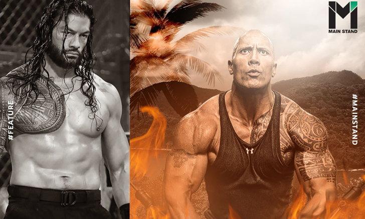 """ผลผลิตจากเกาะเล็ก ๆ : เหตุใดชาว """"ซามัว"""" ถึงกลายเป็นนักมวยปล้ำตัวท็อปของ WWE"""