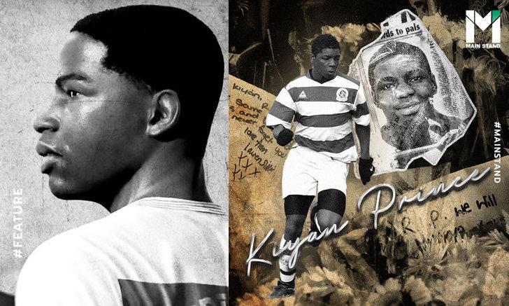 """""""ไคยาน ปรินซ์"""" : สุดยอดดาวรุ่งโลกลูกหนังที่ถูกฆาตกรรมและได้รับการชุบชีวิตลงในเกม FIFA21"""