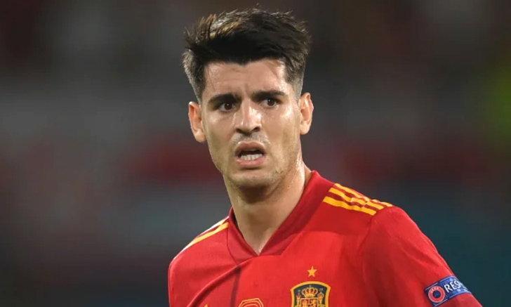 """""""โมราต้า"""" โอดคนรอกระทืบซ้ำ สเปน หลังผลงานไม่เข้าตา ยูโร 2020"""