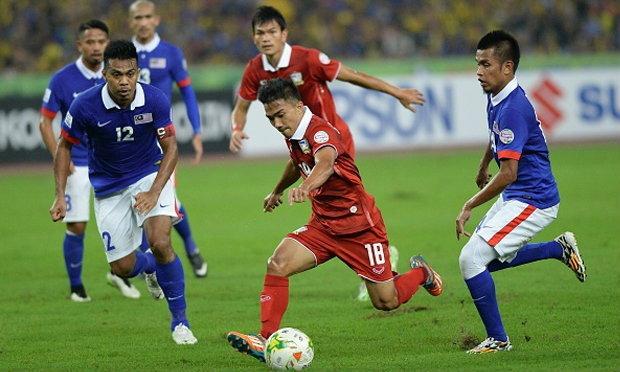 รายงานสด ฟุตบอล เอเอฟเอฟ ซูซูกิคัพ 2014 รอบชิงชนะเลิศ นัดที่ 2 มาเลเซีย พบ ไทย