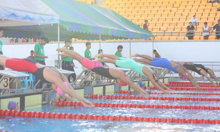 พิษโควิด-19! ส.ว่ายน้ำไทย เลื่อนคัดทีมชาติ ลุยโอลิมปิกเเละซีเกมส์