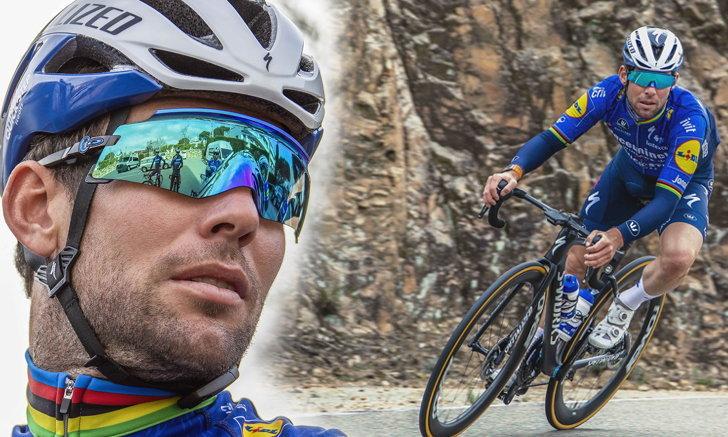 พลิกโฉมวงการกีฬา Oakley Kato เปิดตัวแว่นตารุ่นใหม่ สร้างความรู้สึกเหมือนหน้ากาก พร้อมปลุกขุมพลังภายในตัวคุณ