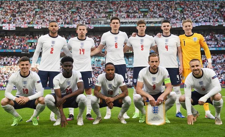 ตัดเกรด นักเตะทีมชาติอังกฤษ vs เดนมาร์ก 2-1 ทะลุชิงศึก ฟุตบอลยูโร 2020