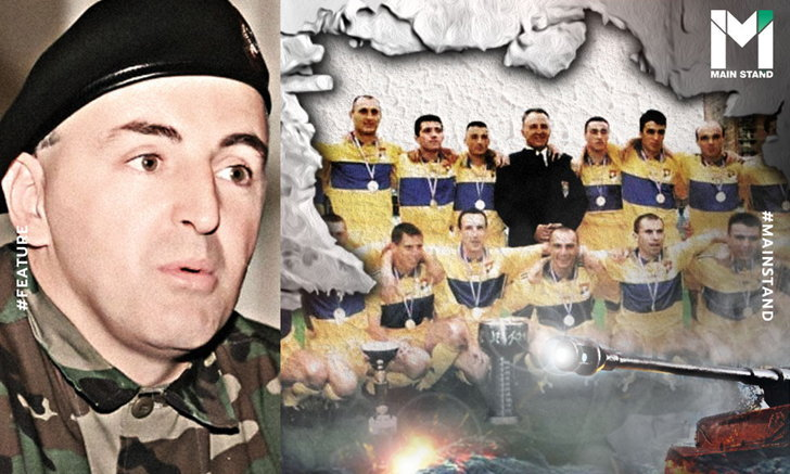 เซลจ์โก รัซนาโตวิช : ทหารเลวค้าแป้งและขนมปัง ที่บริหารสโมสรฟุตบอลบังหน้า