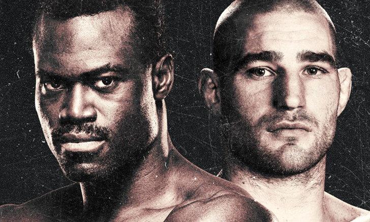 """""""ฮอลล์"""" รอฟาดปาก """"ทาร์ซาน"""" ศึก UFC FIGHT NIGHT วันอาทิตย์นี้"""