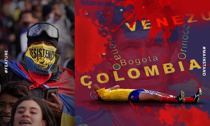 จากเอสโคบาร์สู่ซานเชซ : เหตุใดชาวโคลอมเบียนิยมความรุนแรงกับนักบอลไม่เปลี่ยนไป