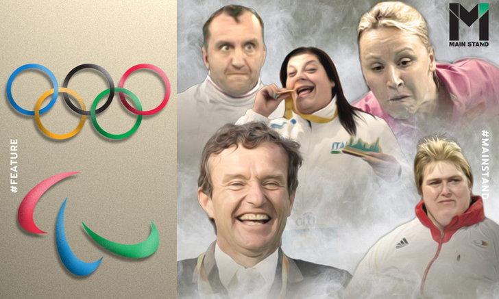 ผู้ชนะทุกสังเวียน : รวมนักกีฬาโอลิมปิก ที่ชีวิตพลิกผันจนต้องมาลงแข่งขันในพาราลิมปิก