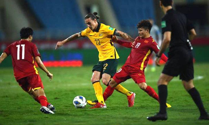 ออสซี่ยึดฝูง! บุกเชือด เวียดนาม , ญี่ปุ่น, เกาหลีใต้ เฮหวิว ศึกคัดบอลโลก 2022 โซนเอเชีย