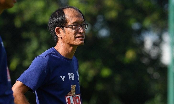 """""""โค้ชเบ๊"""" ปลื้มฟอร์มเชียงใหม่ เอฟซี หวังลูกทีมเดินเครื่องต่อเนื่อง ศึกไทยลีก 2"""