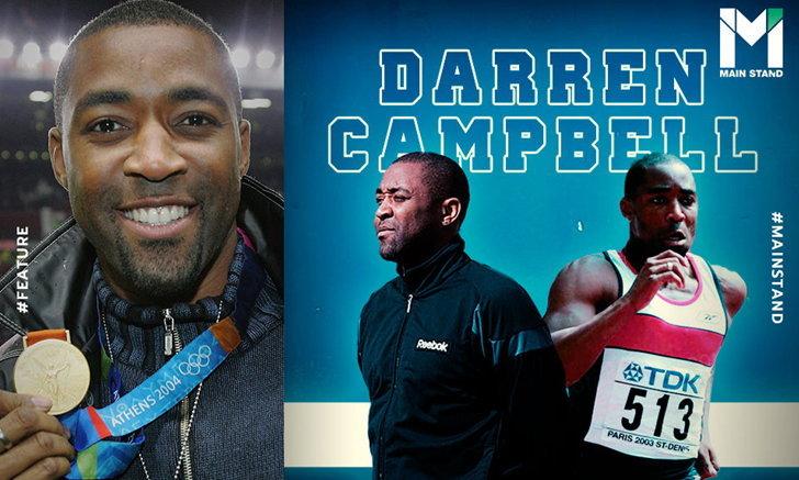 ดาร์เรน แคมป์เบลล์ : นักวิ่งเหรียญทองโอลิมปิก ที่มีโลกอีกใบเป็นแก๊งอันธพาล