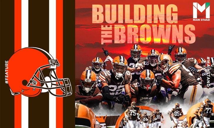 Building The Browns : สารคดีอเมริกันฟุตบอลน้ำดีที่คว้ารางวัลในเวทีระดับโลก