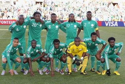 รัฐบาลไนจีเรียเลิกแบนทีมชาติแข่งระดับนานาชาติ