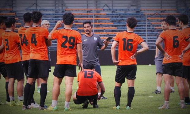 การท่าเรือ เอฟซี ปลดสตีเว่นส์ ตั้ง สมชาย คุมทีมแล้ว นัดแรกฟัดทีมเก่าทันที!