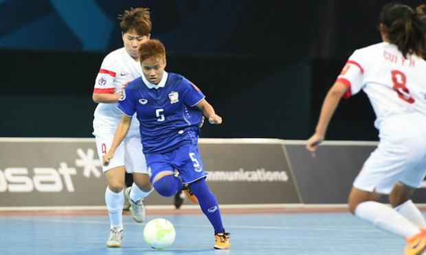 ประเดิมสวย! โต๊ะเล็กสาวไทยซิวชัยจีน 3-1 ศึกชิงแชมป์เอเชีย (คลิป)