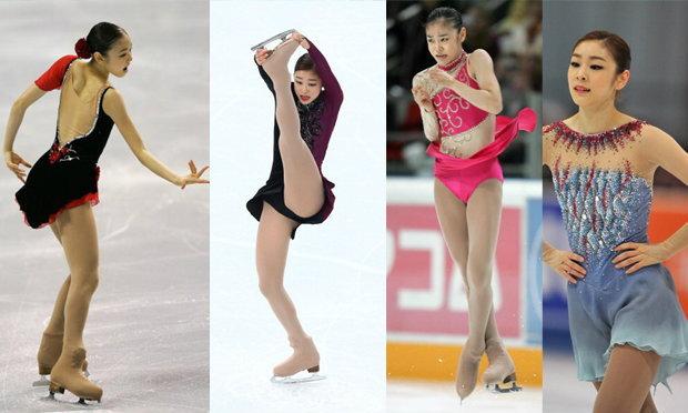 """""""คิม ยูนา"""" ราชินีสเก็ตน้ำแข็ง ขวัญใจหนุ่มๆทั่วโลก (ภาพจัดเต็ม)"""