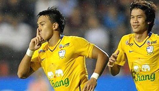 ลีซอ,กีรติโซ้ย แข้งไทยเฉือนอินเดียถึงถิ่น2-1