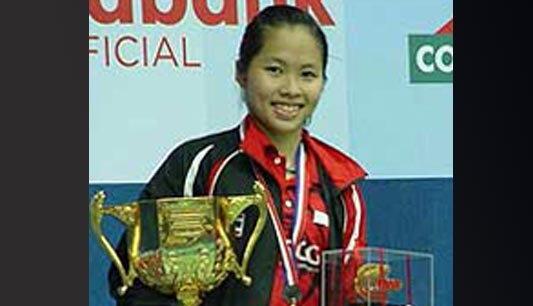 รัชนกตบสาวไต้หวัน2-1ซิวแชมป์ขนไก่อินโดฯ