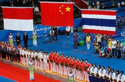 สรุปผลการแข่งขันเอเชี่ยนเกมส์นักกีฬาไทย พุธที่17