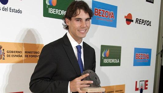 นาดาลซิวนักหวดชายแห่งปี ITFสมัยที่ 2