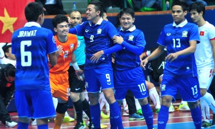 คลิปฟุตซอล ไทย เชือด เวียดนาม 3-1 ทะลุรอบ 8 ทีม ฟัดออสซี่