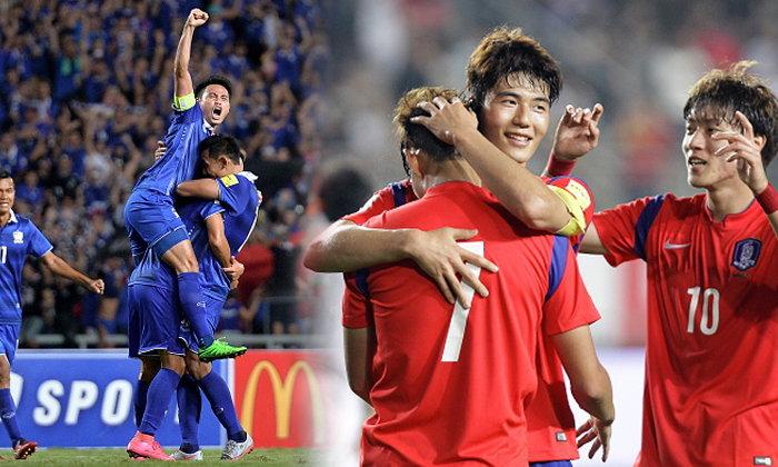 ส.บอลไทย ยืนยันเกาหลีใต้ส่งชื่อชุดใหญ่ ลับแข้งทีมชาติไทย 27 มี.ค.นี้