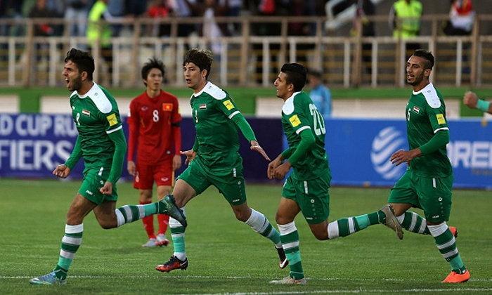 เข้ารอบตามไทย! อิรัก เฉือน เวียดนาม 1-0 ทะลุ 12 ทีมสุดท้ายคัดบอลโลก