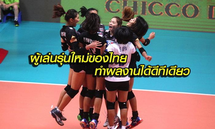 คอมเม้นท์แฟนวอลเลย์บอลเวียดนามหลังทีมไทยเอาชนะเซอร์เบีย
