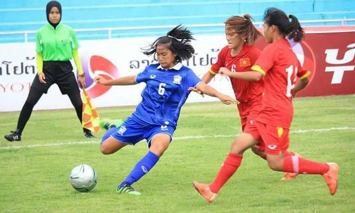ทัพชบาแก้ว ยู-14 อัด เวียดนาม 2-0 ลิ่วชิงบอลอาเซียน 2016