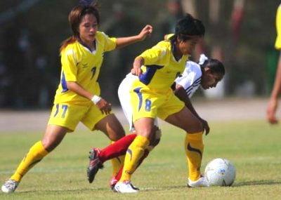 ค้านสุดตัว อินโดตัดบอลหญิงหลุดซีเกมส์