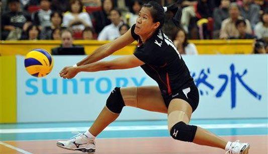 สาวไทยพ่ายเกาหลีรอบจัดอันอับ-ระส่ำอรอุมาเจ็บ