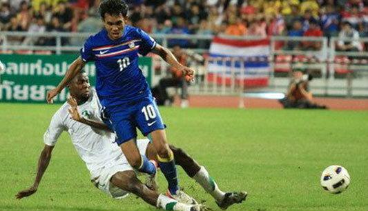 ไทยจืด!เจ๊าซาอุฯ 0-0 บอลโลกรอบคัดเลือก
