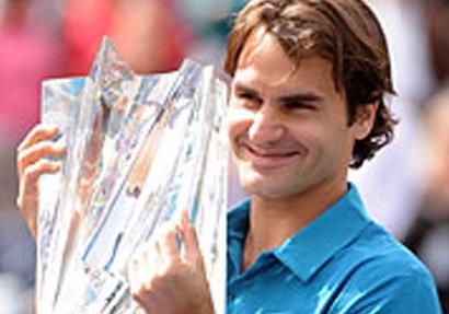 เฟดเอ็กซ์คว้าแชมป์เทนนิสปาริบาสสมัย4