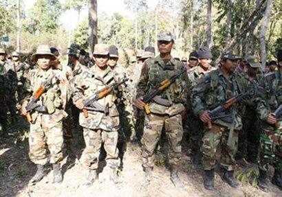 ไทย-กัมพูชาตกลงพัฒนาสัมพันธ์ทางทหาร