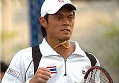 ดนัยไล่ตีเสมออิเหนา1-1ในเทนนิสเดวิสคัพ